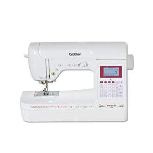 Macchina per cucire e ricamare domestica Brother XN 400