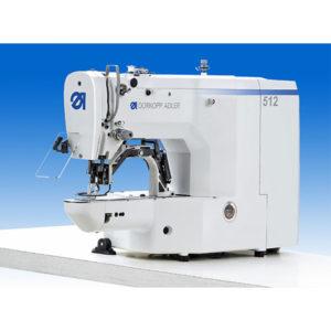 Macchina per cucire e ricamare industriale Durkopp 512-212