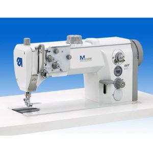 Macchina per cucire e ricamare industriale Durkopp 667-180010