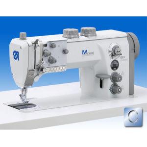 Macchina per cucire e ricamare industriale Durkopp 667-180312