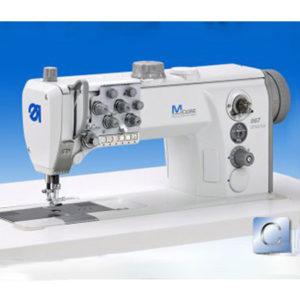 Macchina per cucire e ricamare industriale Durkopp 867-290142 CS