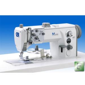 """Macchina per cucire e ricamare industriale Durkopp 867-392040 """"LG"""" ECO"""