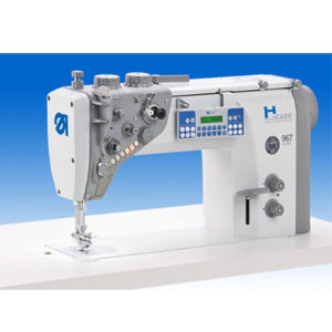 Macchina per cucire e ricamare industriale Durkopp 967-100382