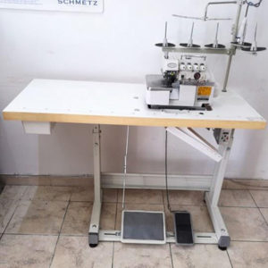 Macchina per cucire e ricamare industriale Giemme AS -757