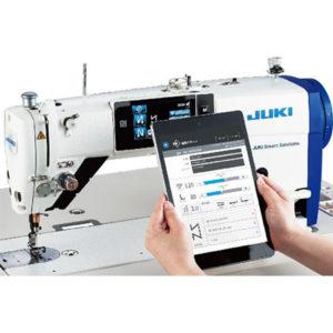 Macchina per cucire e ricamare industriale Juki DDL 9000CFMS
