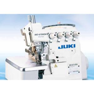 Macchina per cucire e ricamare industriale Juki MO-6704D