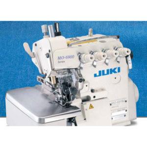Macchina per cucire e ricamare industriale Juki MO-6904G