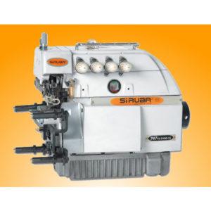 Macchina per cucire e ricamare industriale Siruba 747FS-514 M2-24