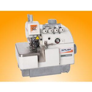 Macchina per cucire e ricamare industriale Siruba 757DFT-516M2-56