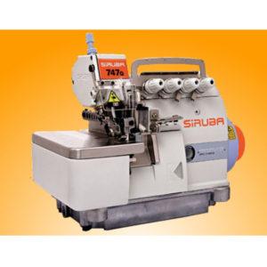 Macchina per cucire e ricamare industriale Siruba 757Q-516M-35/55