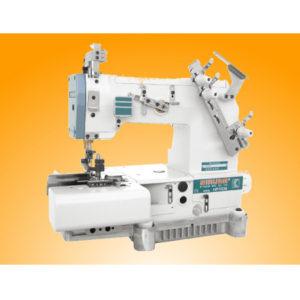 Macchina per cucire e ricamare industriale Siruba HF008-02064P/FBQ/C