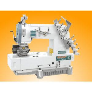 Macchina per cucire e ricamare industriale Siruba HF008-0464-254P/HPR/B516
