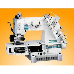 Macchina per cucire e ricamare industriale Siruba VC008-04085P/VUT