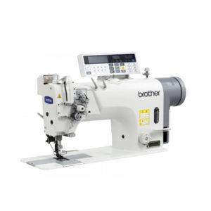 Macchina per cucire e ricamare industriale Brother 2 Aghi T-8752C