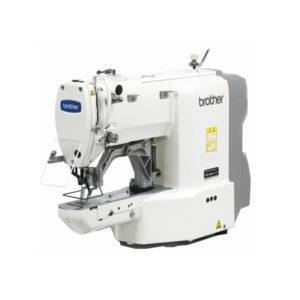 Macchina per cucire e ricamare industriale Brother Attaccabottoni BE-438FX