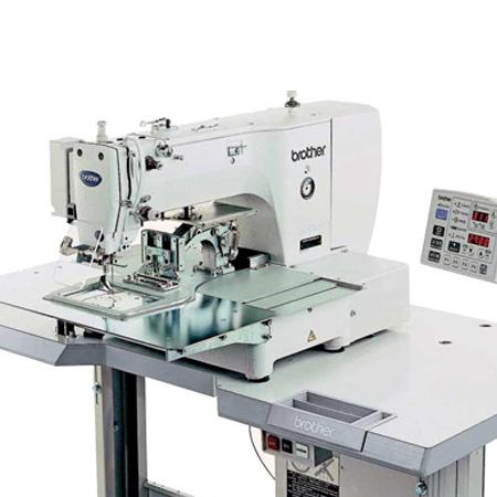 Macchina per cucire e ricamare industriale Brother Bas 326 G
