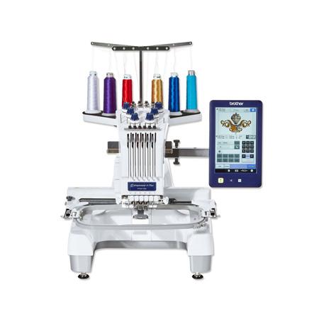 Macchina per cucire e ricamare industriale Brother Travetta KE-438-FX