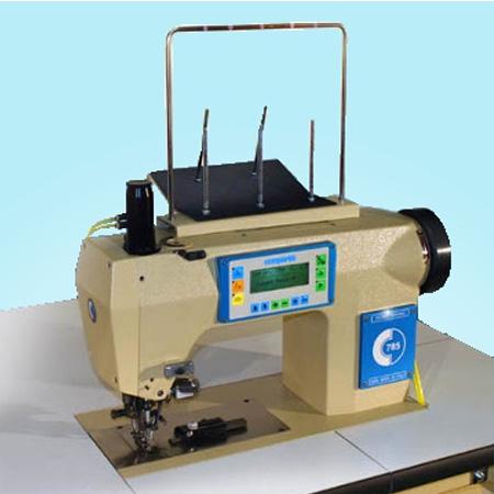 Macchina per cucire e ricamare industriale Complett 785-DD