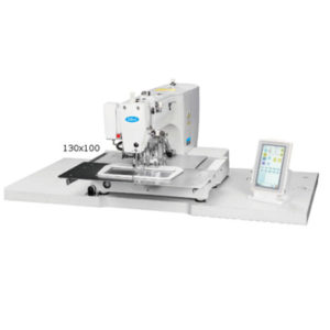 Macchina per cucire e ricamare industriale Effeci 400-1310GB-01