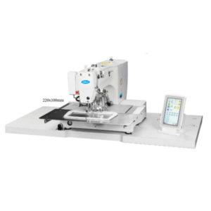 Macchina per cucire e ricamare industriale Effeci 400-2210GB-01