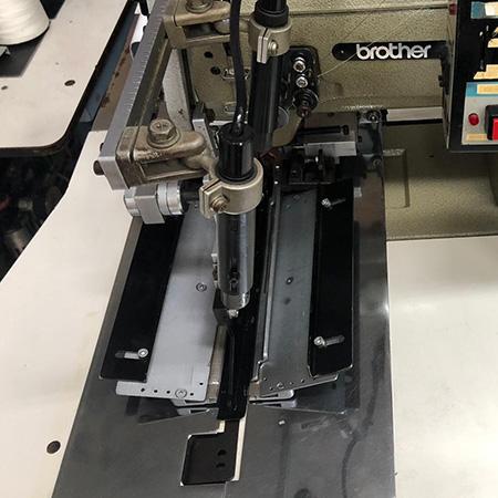 Macchina per cucire e ricamare industriale usata Brother BAS-600
