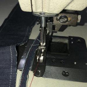 Macchina per cucire e ricamare industriale usata Brother DB2-B772-103