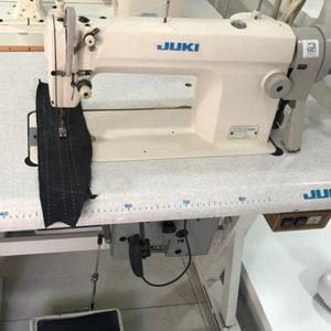 Macchina per cucire e ricamare industriale usata Juki Punto a Catenella