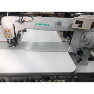 Macchina per cucire e ricamare industriale Strobel 3100