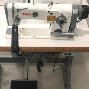 Macchina per cucire e ricamare industriale Pfaff 438