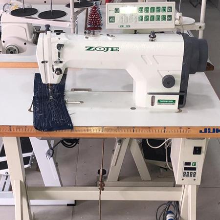 Macchina per cucire e ricamare industriale Zoje 9800a