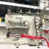 Macchina per cucire e ricamare industriale Macchina collaretto 3 aghi