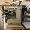 Macchina per cucire e ricamare industriale Macchina con trasformazione vibemac